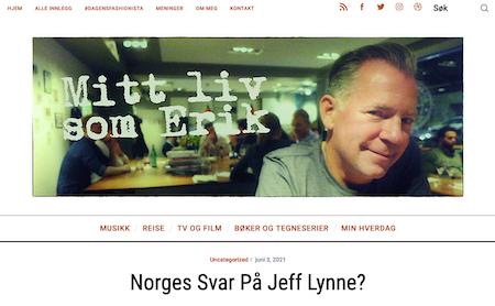 Norges svar på Jeff Lynne?