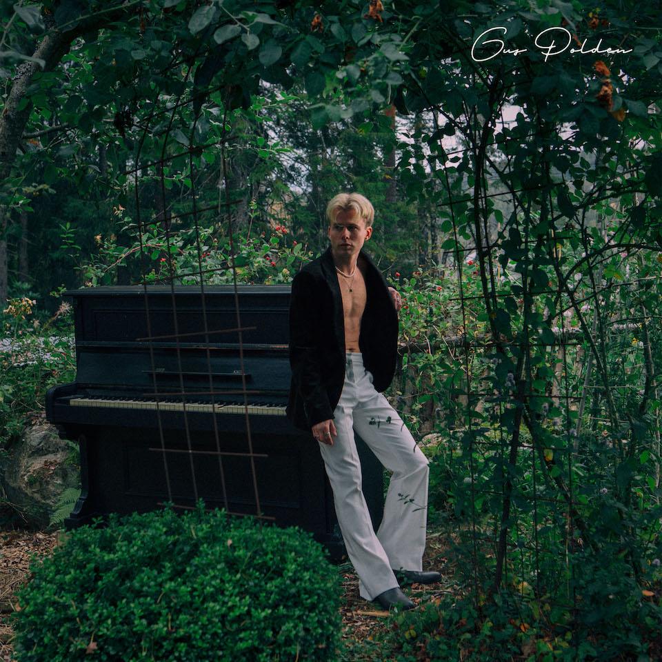 Artist photo of Gus Polden | The single «Over» was mixed by Jonas Kroon – Music Mixer, Mixing Engineer, Mix Engineer | #mixedbykroon